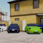 Lackbude danke für die geilen autos und der Dodge xD